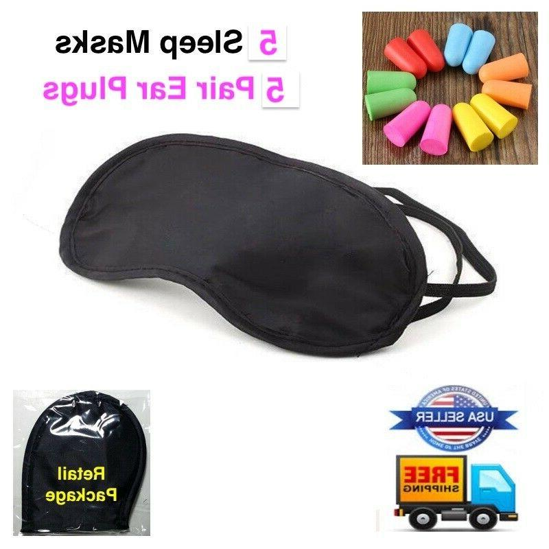4 lot eye mask sleeping shade cover