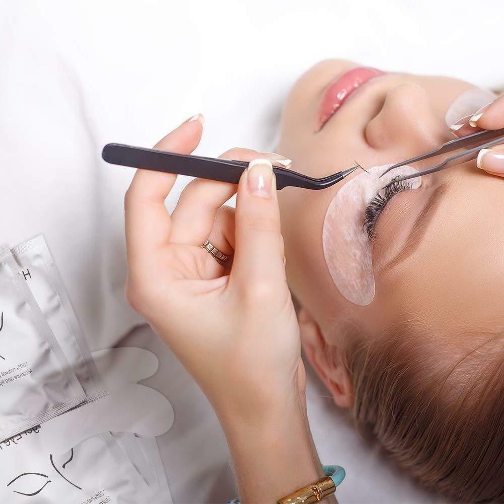 50-200 Eyelash Patches Under Eye Eye