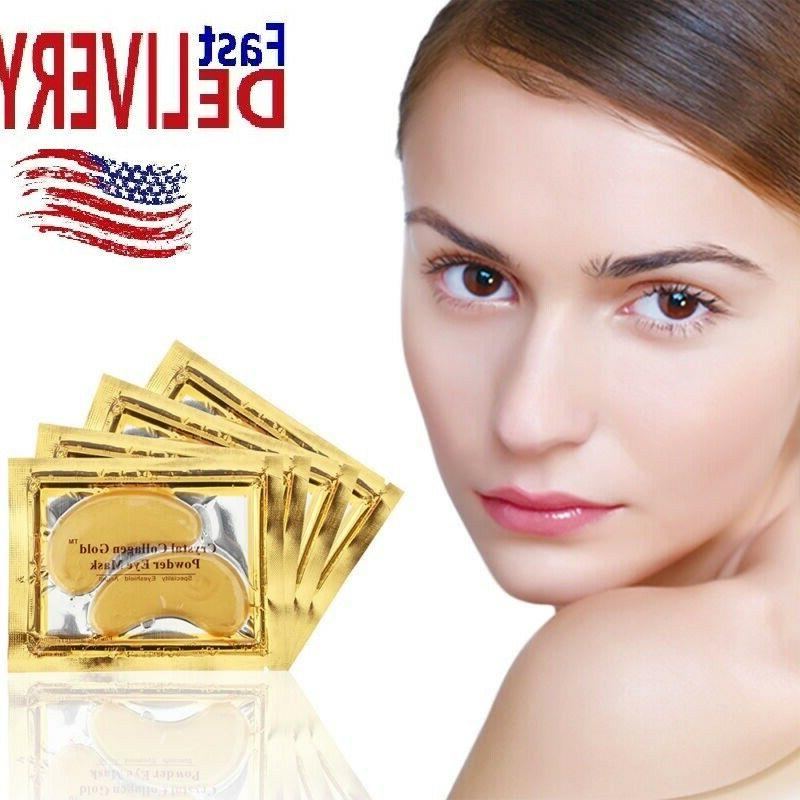 60Pairs Under Gold Eye Patch Gel Pad