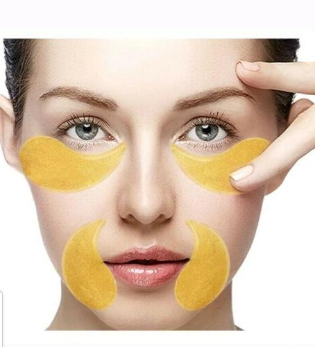 60Pcs Eye Collagen Gel Pads