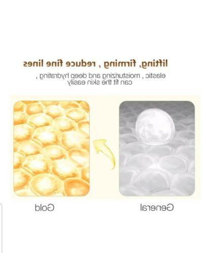 60Pcs 24K Gold Eye Eye Collagen