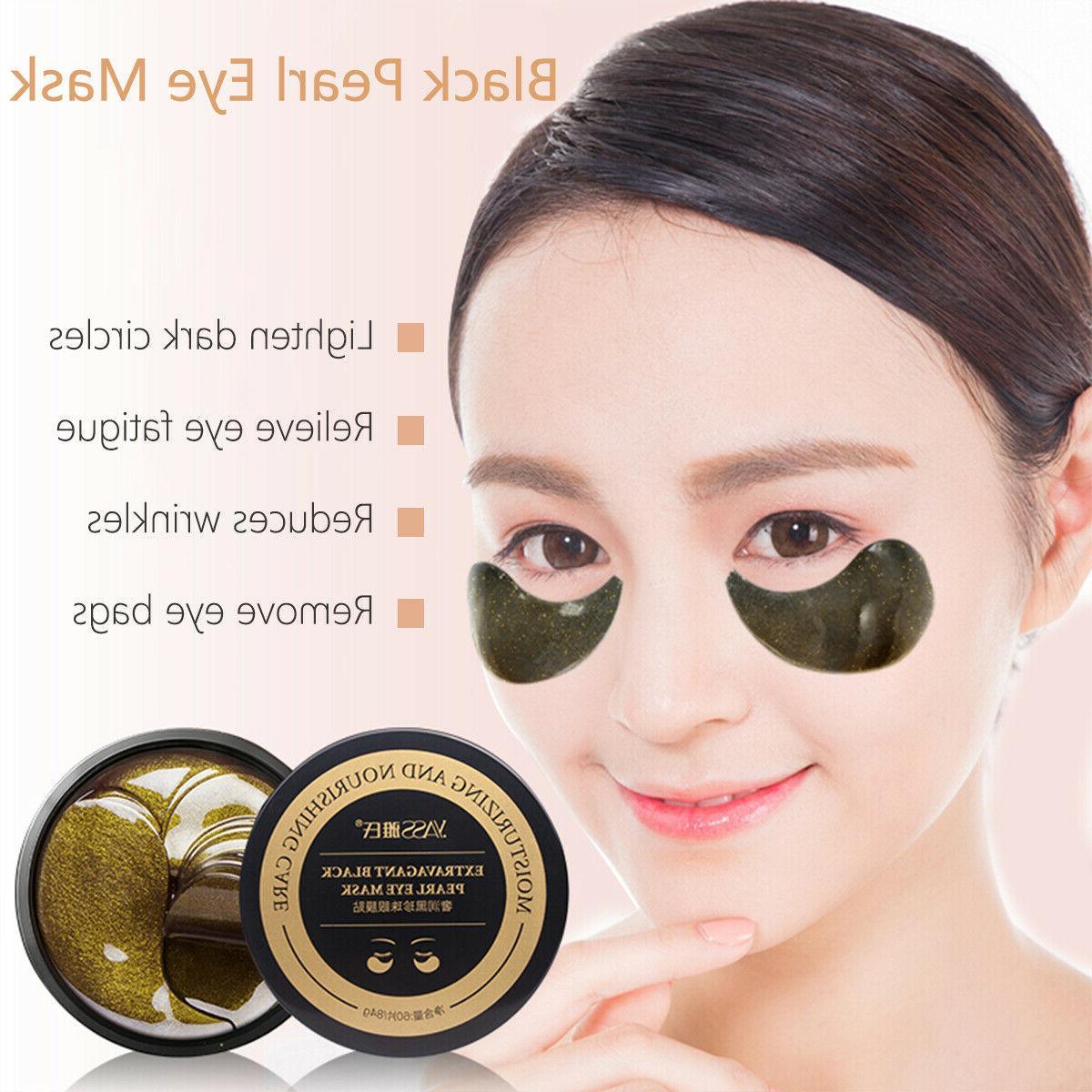60pcs Mask Hydrogel Patch Collagen Eye Dark Circle