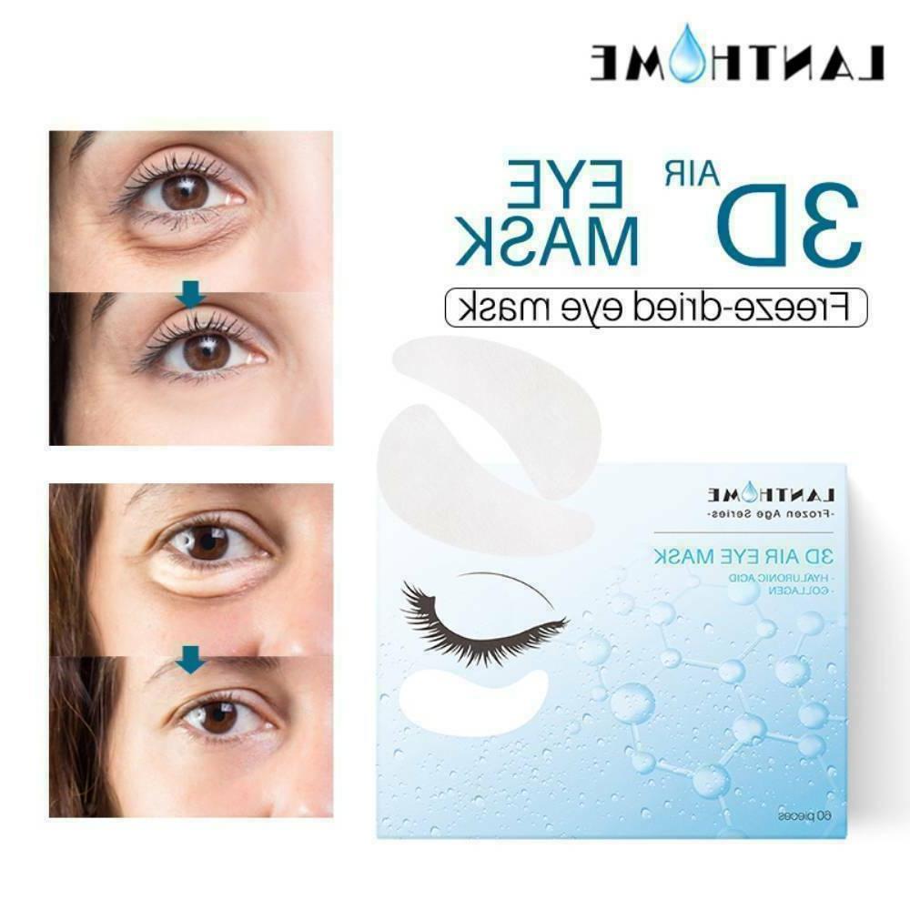 60Pcs Eye Patch Collagen G4I7 Eye H5I3
