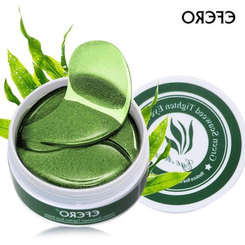 60pcs Green Tea Eye Mask Patch Anti Eye