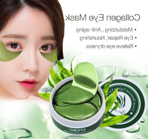 60pcs Green Tea Eye Mask Patch Anti Ageing Eye