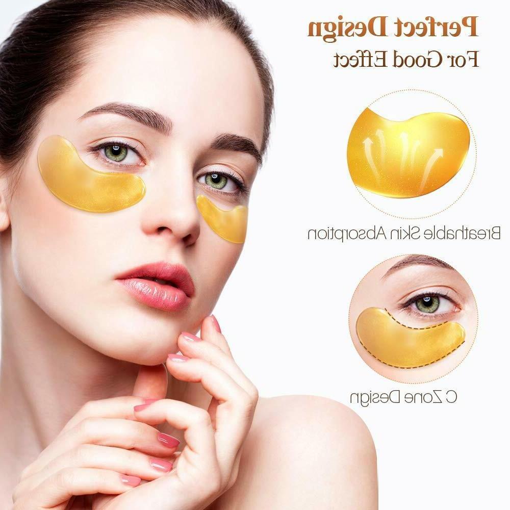 40pc Collagen Eye Patch Gel Wrinkle Aging Dark Circle