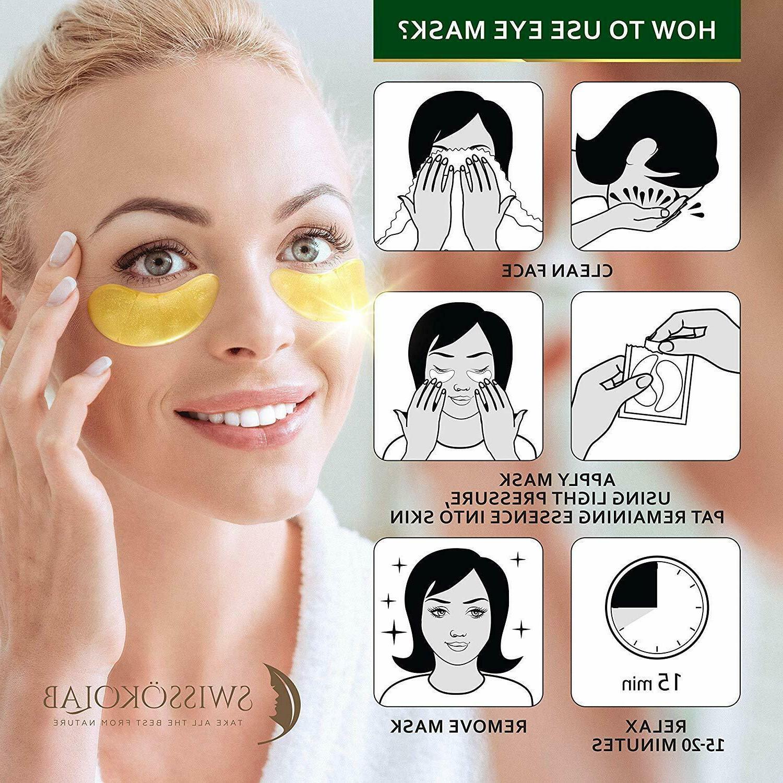 40pc Collagen Mask Gel