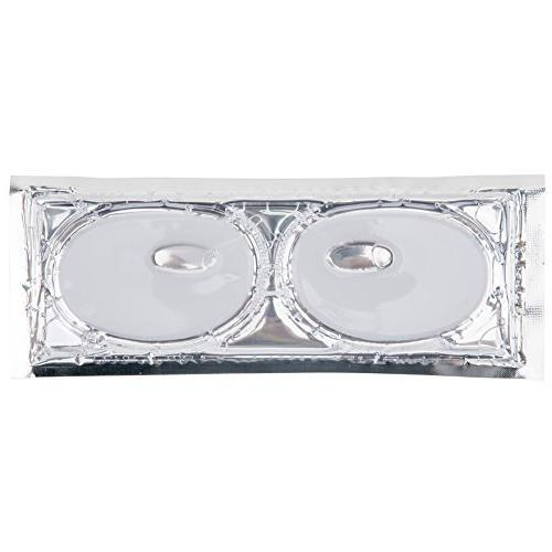 Anti / of Pairs Eyes Milk White Crystal for / Crows Feet, Circles Puffiness Puffy Eyes Removal and Moisturizing