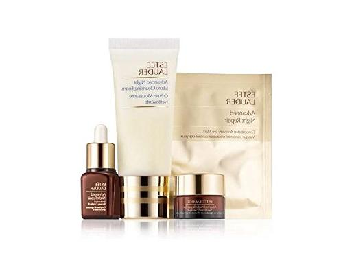 Estee Lauder limited edition repair and renew wake up to rad
