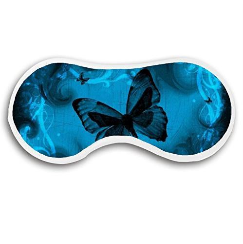 JessPad Deep Rest Sleep Mask Cotton Blends Eye Masks Butterf