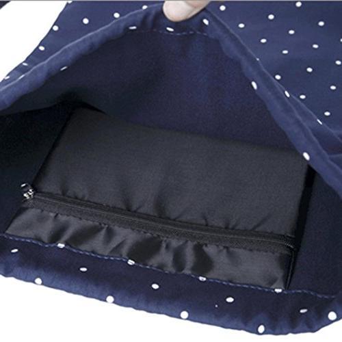 Kanzd Leaf Printing Bag Shoulder