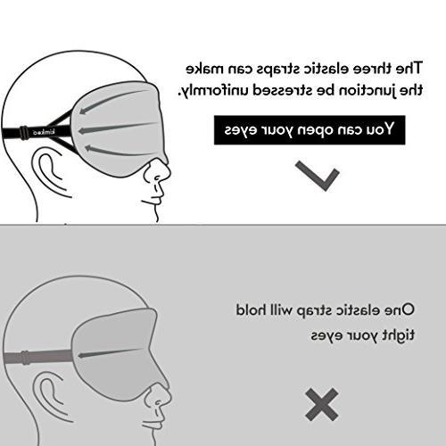 Kimkoo mask Soft Eye mask Sleeping