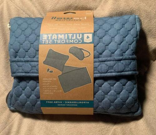 Lewis N. Clark BeWell Ultimate Comfort Set