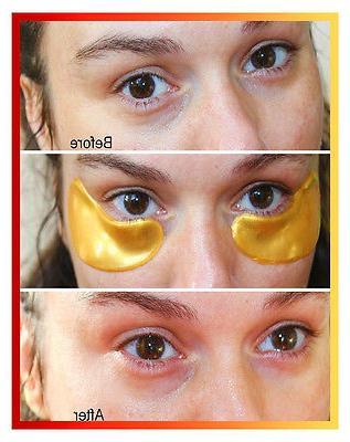 Wrinkles Dark Circle Collagen Eye Mask US