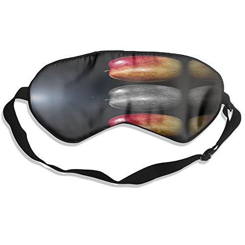 apple silk sleeping mask reusable