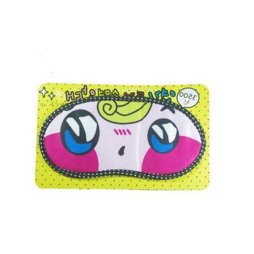 Ayygiftideas Plush Eyeshade -Color Random