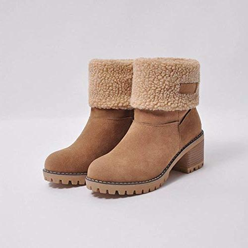 SMALLE Winter Warm Short Bootie