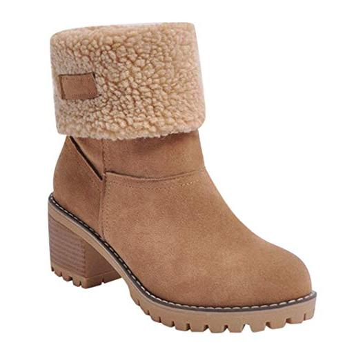 clearance women s ladies winter shoes flock