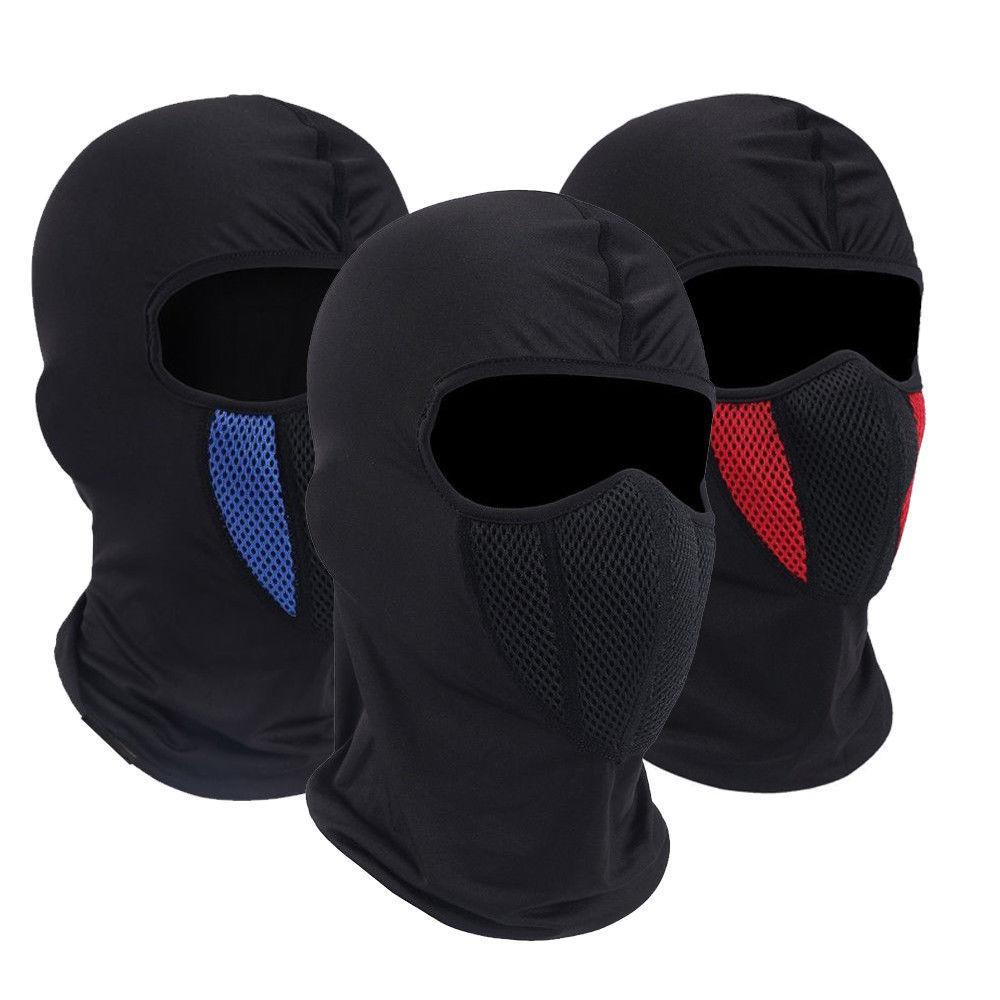 Ski Mask Motorcycle