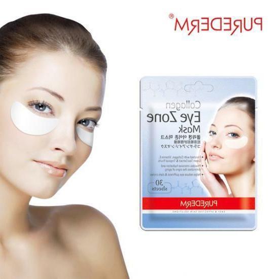 Purederm Collagen Eye Zone Mask Under Eye Patch