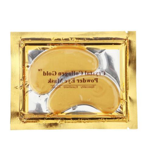 30pairs Collagen Under Eye Patches Remove Circles Wrinkle