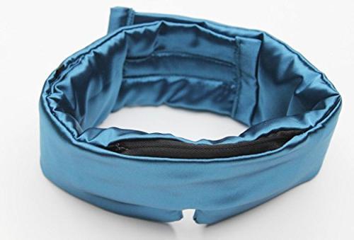 Sleep Whale Sleep Design - Adjustable Eye Mask for Comfortable Sleeping - Cool Pack