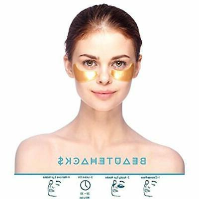 BeauteHacks Complexes Treatment Kit 24K Masks +
