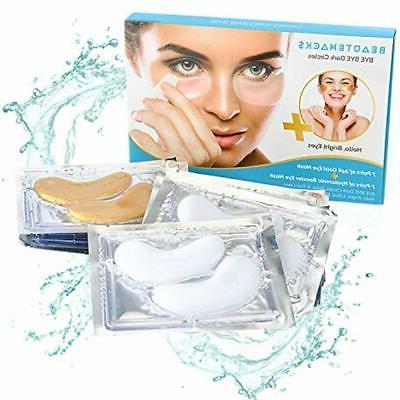 complexes under eye treatment kit 24k gold
