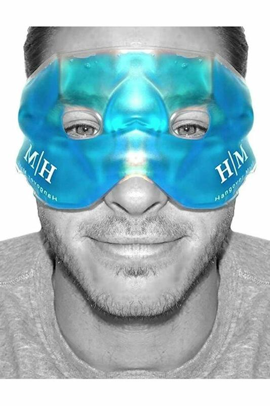 cooling mask for puffy eyes allergy hangover