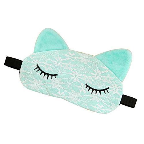 cute cat sleep eye mask