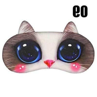 Cute Cat Eye Mask Shade Patch