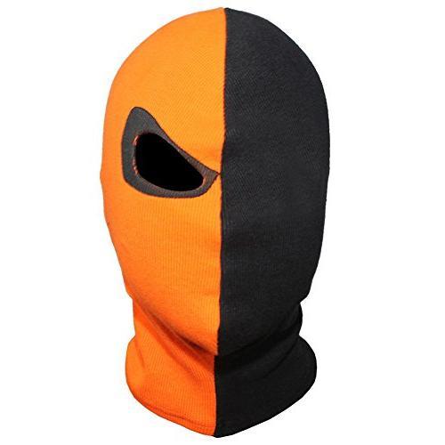 deathstroke cosplay fabric mask balaclava