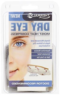 Eye Mask For Dry Eyes Moist Heat Compress Microwave Hot Warm