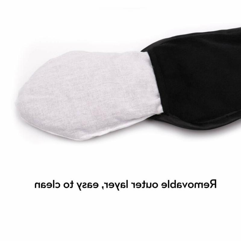 Kimkoo Eye Dry EyesMicrowave Heat Mask,Eye Hea