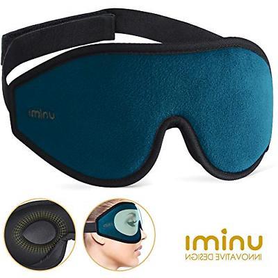 Eye Mask For Sleeping Super Soft Comfortable For Travel Shif
