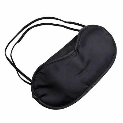 Eye Shade Cover Blindfold Day Black