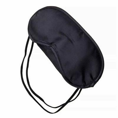 Eye Mask Sleep Shade Day Time Black
