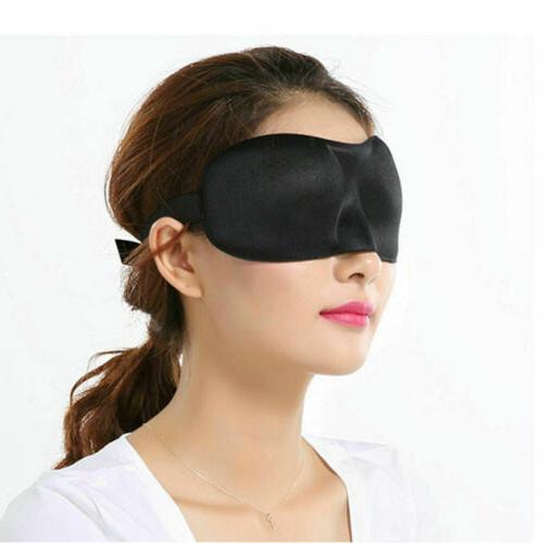 Eye Shade Padded 3D Shape