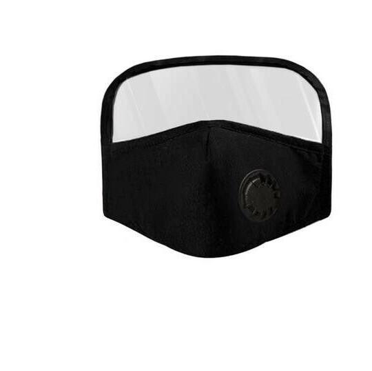 Face Mask Eyes Shield Washable Cotton