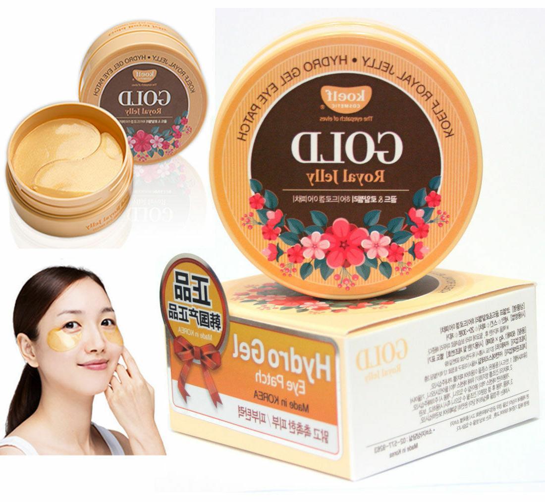 gold royal jelly hydro gel eye patch