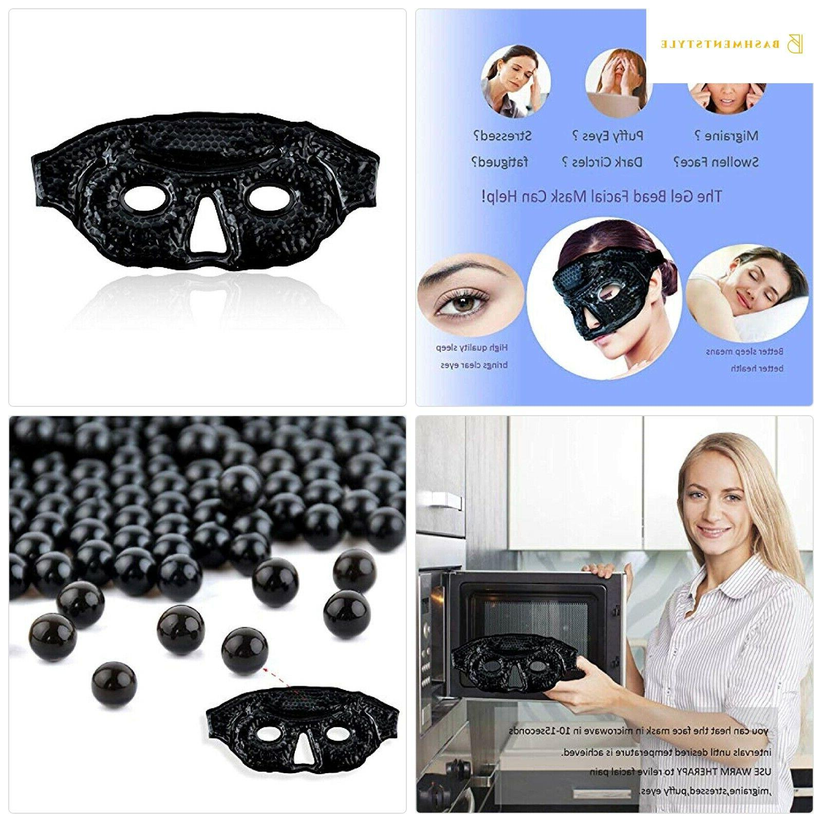 ice face eye mask for woman man