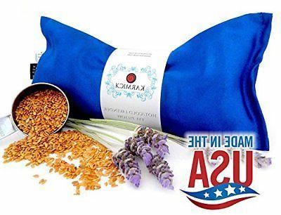 Karmick Mask Blue Lavender Flax Seed Filled