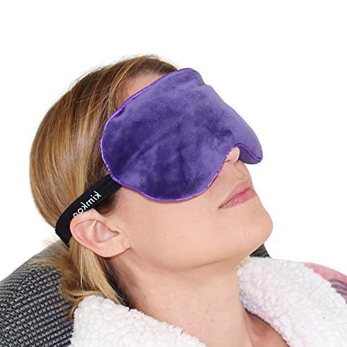 kimkoo Moist Heat Eye Compress&Microwave for Healthy