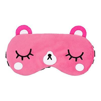 kimkoo Sleep mask &Super Soft Silk Eye Mask for Sleeping,Bli