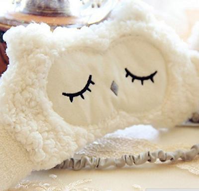 Ayygiftideas Lambs Wool Patch Eye Cute
