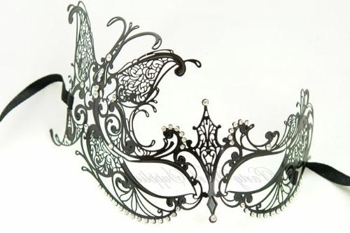 laser cut masquerade mask venetian