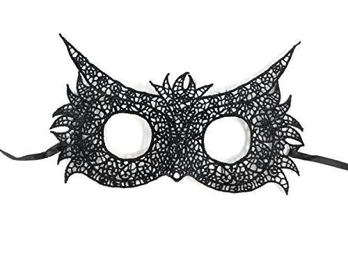 luxury mask women lace eye