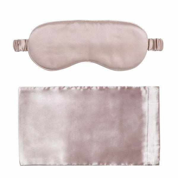 luxury silk eye mask 100 percent mulberry