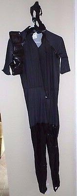 mens size small THE DARK KNIGHT RISES HALLOWEEN COSTUME JUMP