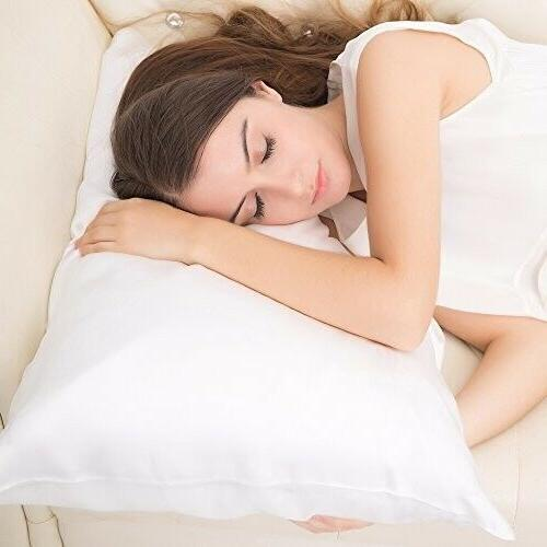 ALASKA BEAR - Silk Pillowcase, Hypoallergenic, momme, 600